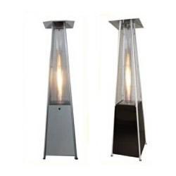 Farola Tecna Flame Pirámide - estufas para jardines