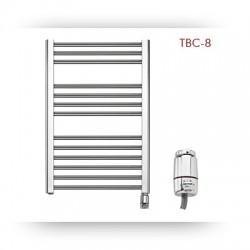 Toallero eléctrico TBC-8 Cromado