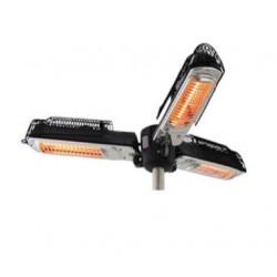 TECNA BARI 3 Calefacción eléctrica para sombrillas
