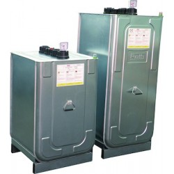 Roth Duo System 1000 T Depósitos de Gasoil