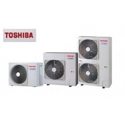 Unidad Exterior Toshiba Serie RAS-AVE