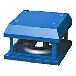 Extractor de tejado TECNAVENTS VKH 400 EC