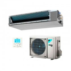 Conjunto Conductos Presión disponible Daikin ADEAS35A Active