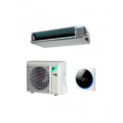 Conjunto Conductos Presión disponible Daikin ADEAS71A Active