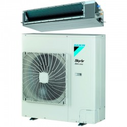 Conjunto Conductos Presión disponible Daikin ADEAS100A Active