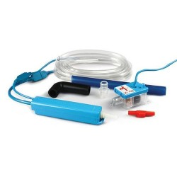 MINI AQUA Bomba de absorción de condensados para aires acondicionados