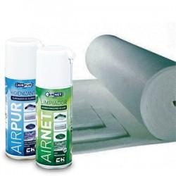 Kit de limpieza para Aire Acondicionado Acondicionador, higienizante y filtrina