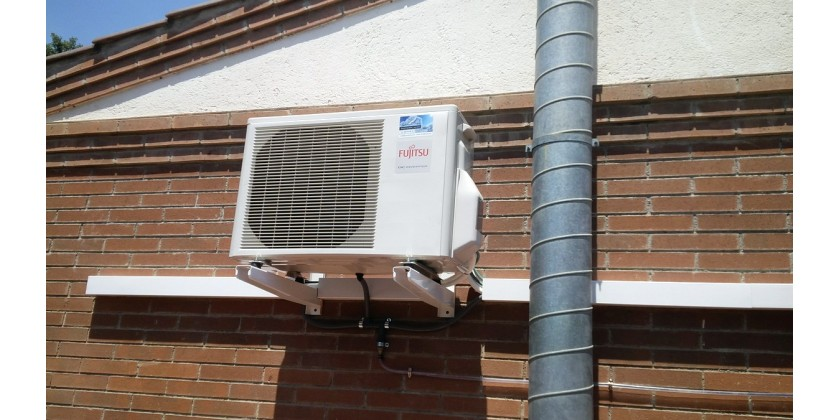 Sabes limpiar la unidad exterior del aire acondicionado for Aire acondicionado sin unidad exterior